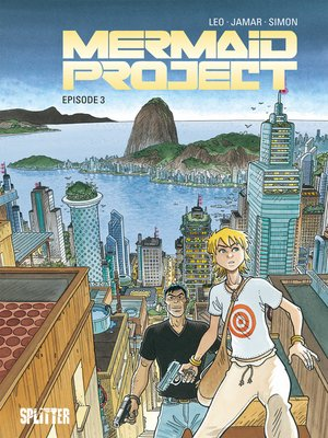 cover image of Mermaid Project. Band 3