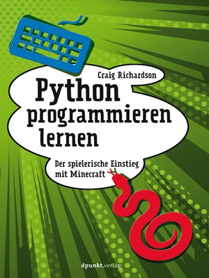 cover image of Python programmieren lernen