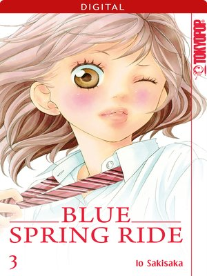 cover image of Blue Spring Ride 03