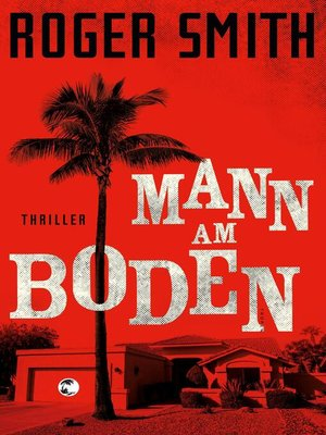 cover image of Mann am Boden