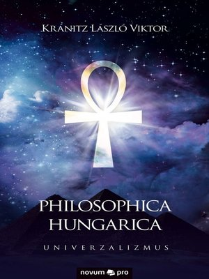 cover image of Philosophica Hungarica