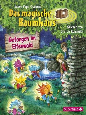 cover image of Gefangen im Elfenwald
