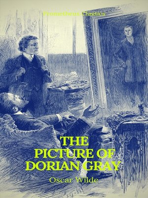 cover image of The Picture of Dorian Gray (Prometheus Classics)