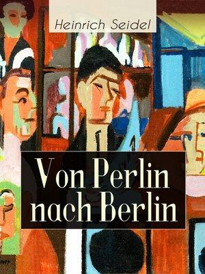 cover image of Von Perlin nach Berlin