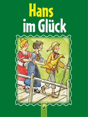 cover image of Hans im Glück