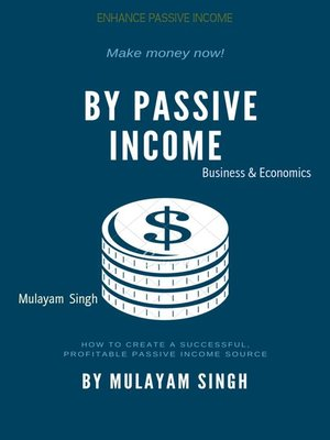 cover image of ENHANCE PASSIVE INCOME