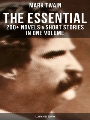 cover image of The Essential Mark Twain