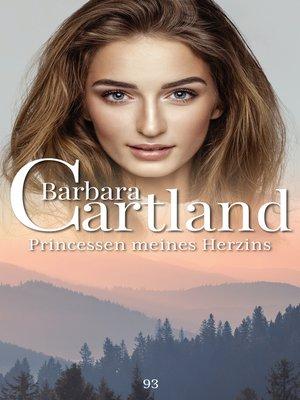 cover image of Prinzessin meines Herzens