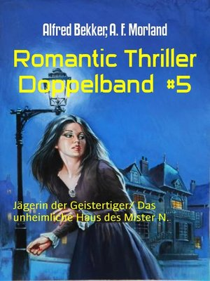 cover image of Romantic Thriller Doppelband  #5