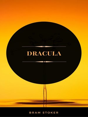 cover image of Dracula (ArcadianPress Edition)