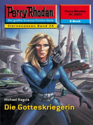 cover image of Perry Rhodan 2223