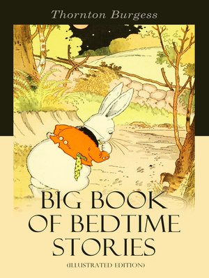 cover image of Big Book of Bedtime Stories (Illustrated Edition)