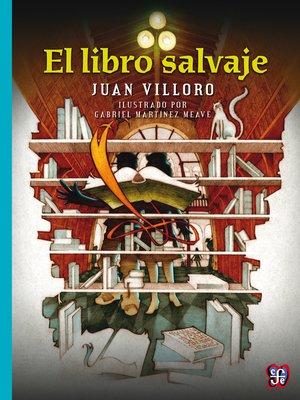 cover image of El libro salvaje