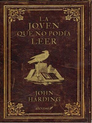 cover image of La joven que no podía leer