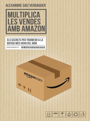 cover image of Multiplica les vendes amb Amazon