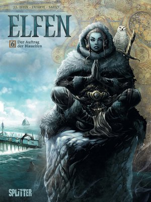 cover image of Elfen. Band 6