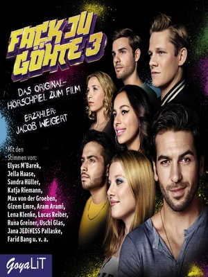 cover image of Fack Ju Göhte 3