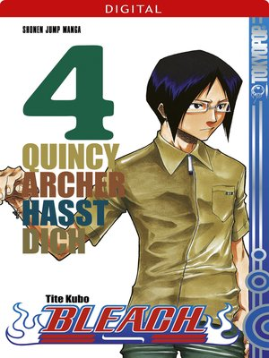 cover image of Bleach 04