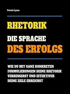 cover image of Rhetorik