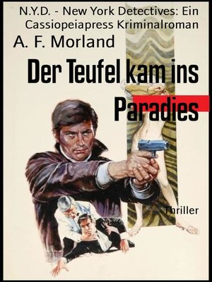 cover image of Der Teufel kam ins Paradies