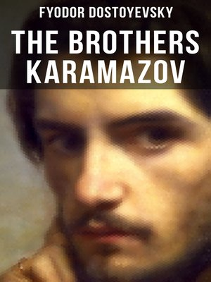 cover image of THE BROTHERS KARAMAZOV
