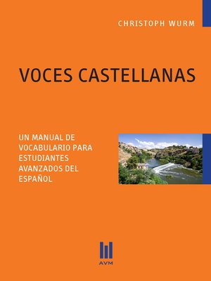 cover image of VOCES CASTELLANAS