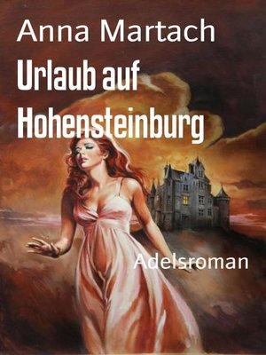 cover image of Urlaub auf Hohensteinburg