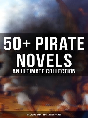 cover image of 50+ Pirate Novels