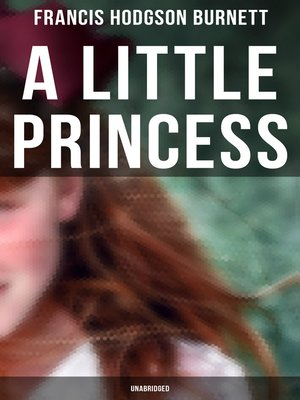 cover image of A Little Princess (Unabridged)