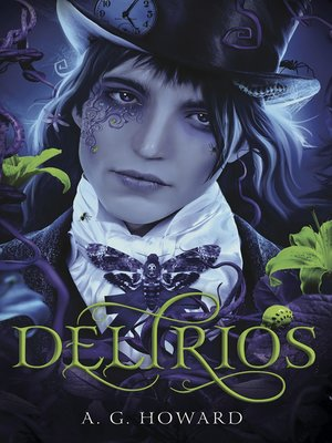 cover image of Delirios