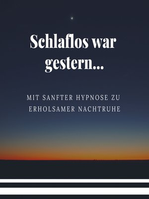 cover image of Hypnose-Anwendung
