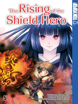 cover image of The Rising of the Shield Hero--Band 05