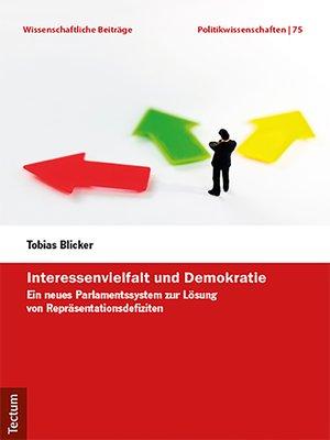 cover image of Interessenvielfalt und Demokratie