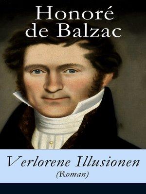 cover image of Verlorene Illusionen (Roman)