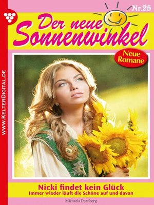 cover image of Der neue Sonnenwinkel 25 – Familienroman