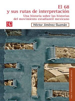 cover image of El 68 y sus rutas de interpretación