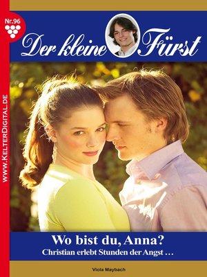 cover image of Der kleine Fürst 96 – Adelsroman