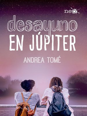 cover image of Desayuno en Júpiter