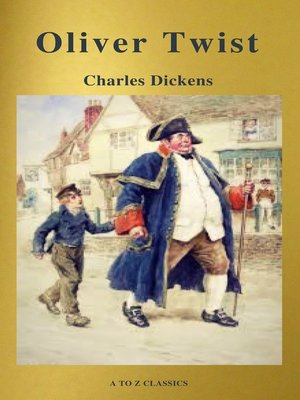 cover image of Oliver Twist (Active TOC, Free Audiobook) (A to Z Classics)