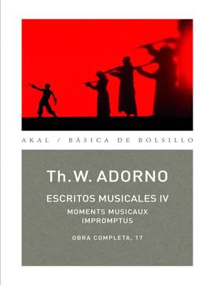 cover image of Escritos musicales IV