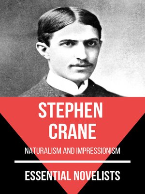 cover image of Essential Novelists--Stephen Crane