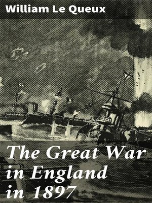 cover image of The Great War in England in 1897