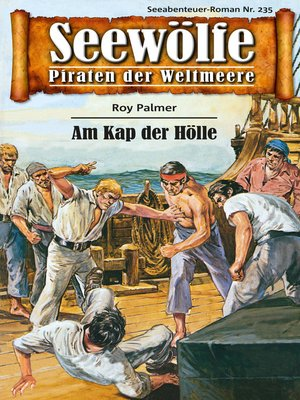 cover image of Seewölfe--Piraten der Weltmeere 235