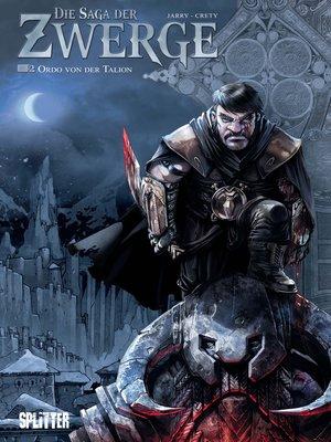 cover image of Die Saga der Zwerge. Band 2