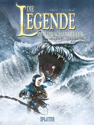 cover image of Die Legende der Drachenritter. Band 6