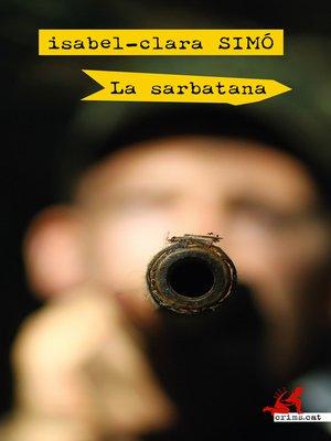 cover image of La sarbatana