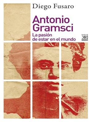 cover image of Antonio Gramsci