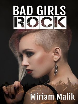 cover image of BAD GIRLS ROCK