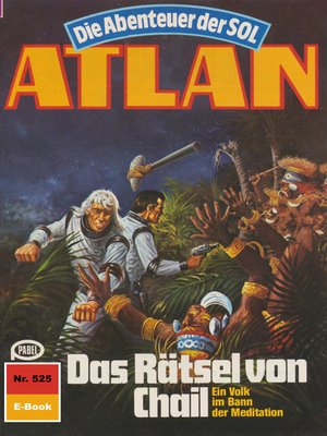 cover image of Atlan 525