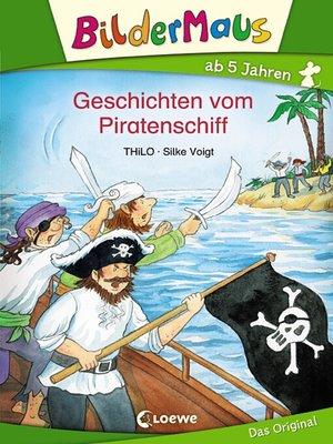 cover image of Bildermaus--Geschichten vom Piratenschiff